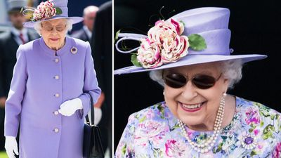Queen Elizabeth attends Epsom Derby Day, June 2018