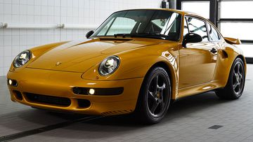 Porsche harks back to golden years
