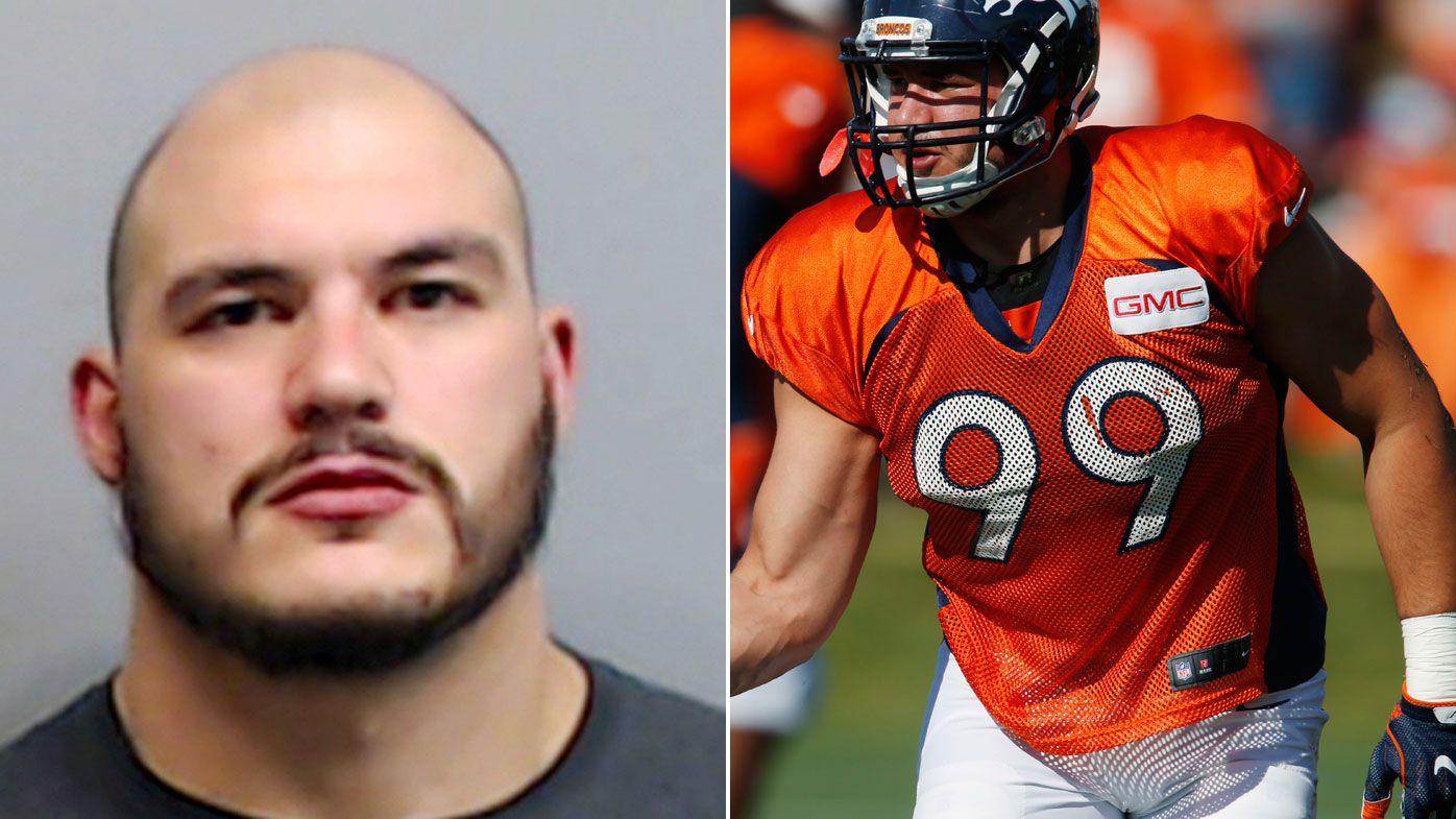 NFL: Australian Denver Broncos defensive end Adam Gotsis accused of rape