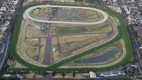 The Moonee Valley track is not for the faint hearted. (via Wikipedia)