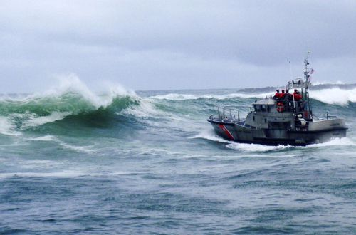 Commercial fishing vessel Mary B II capsized while crossing Yaquina Bay Bar off the coast of Newport, Ore. Three people, including Joshua Porter were killed.