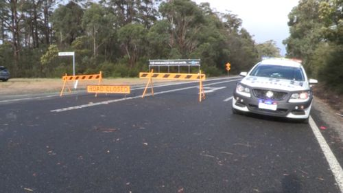 Two dead one critical after collision on Victorian highway