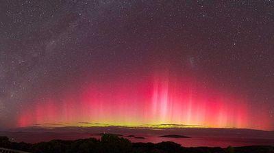 The colourful skies above Esperance, Western Australia. (Michael Beazley Photography)