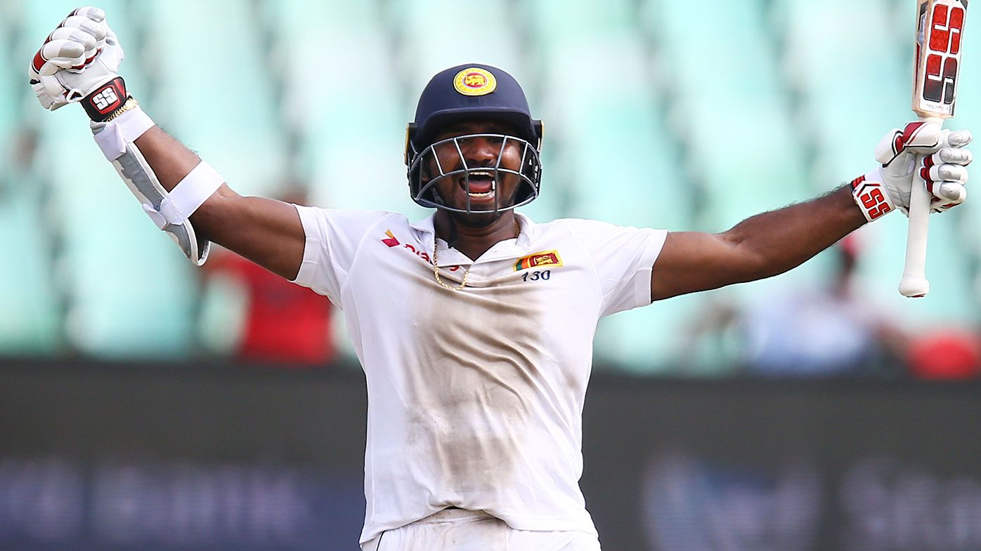 Cricket legends praise 'unreal' Kusal Perera after Sri Lanka pull off impossible win