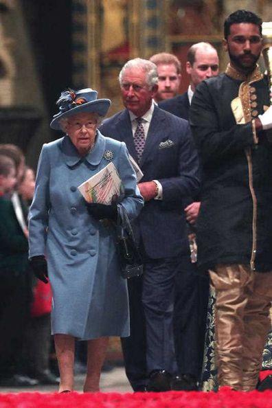 Queen Commonwealth Service