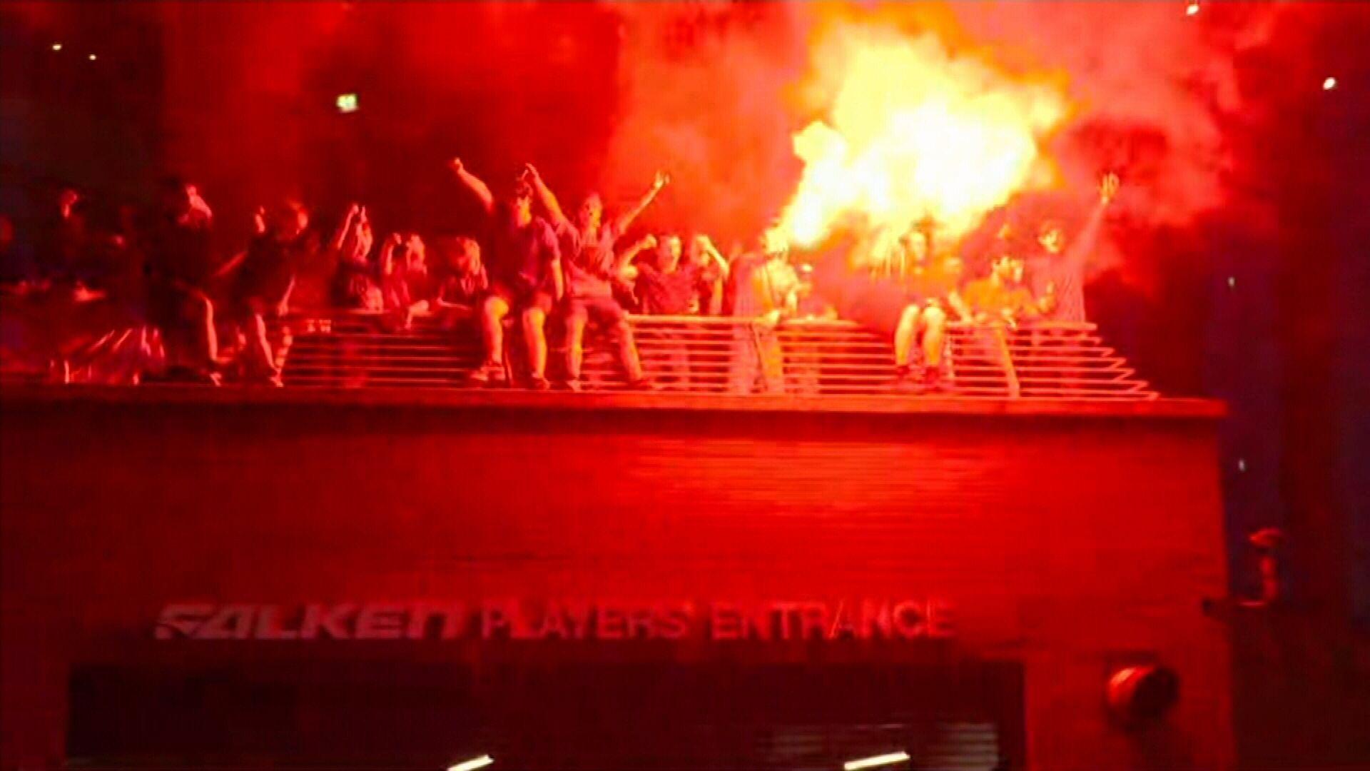 Liverpool breaks 30-year title drought by winning Premier League – Wide World of Sports