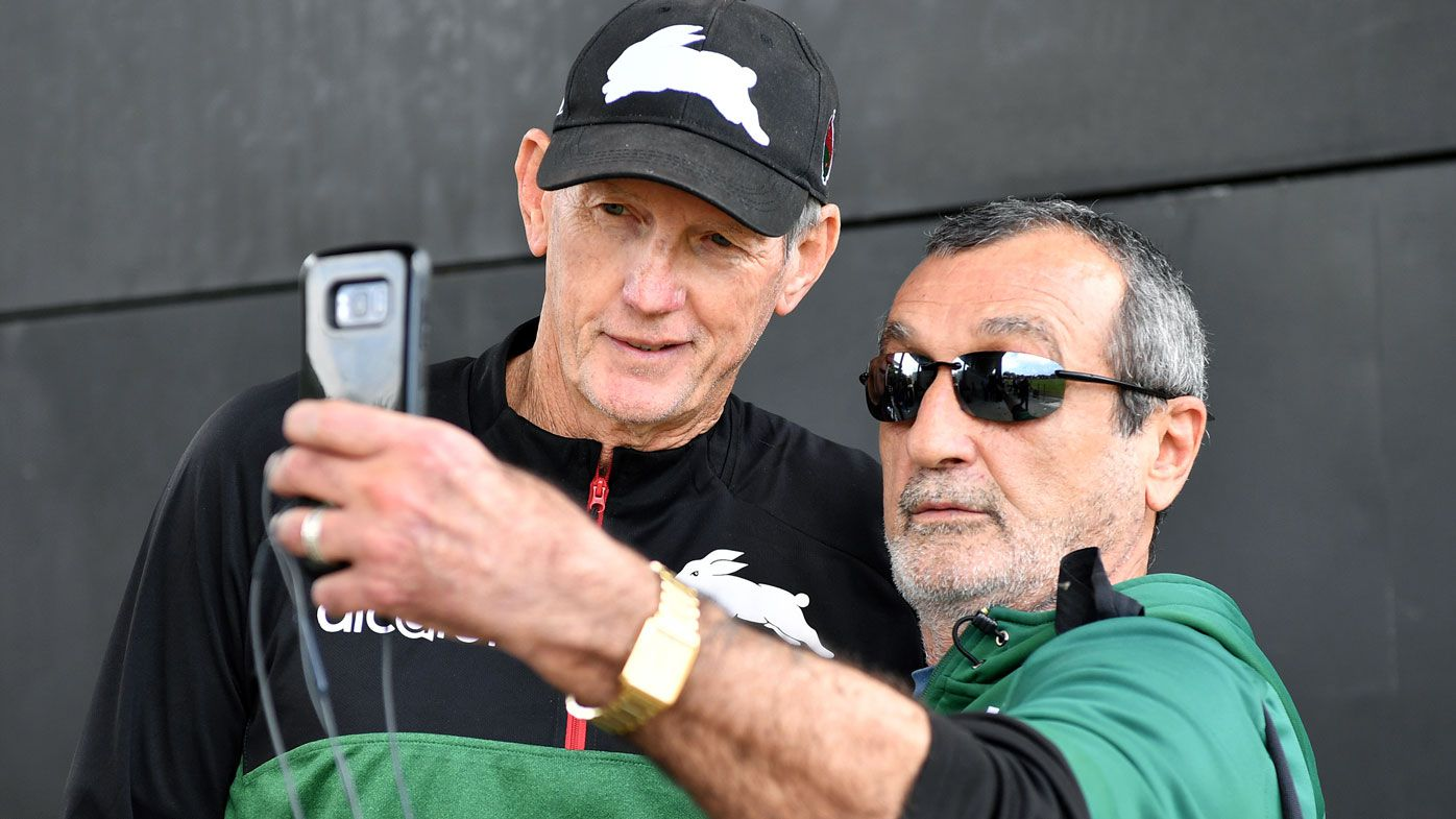 Exclusive: Andrew Johns explains curious Wayne Bennett coaching move