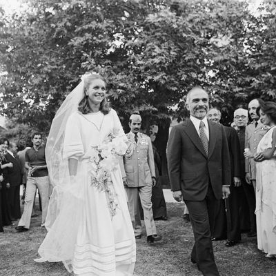 Queen Noor, May 15, 1978