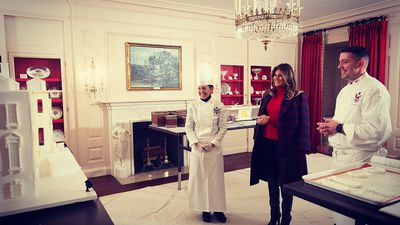 Melania Trump's coat infuriated the internet
