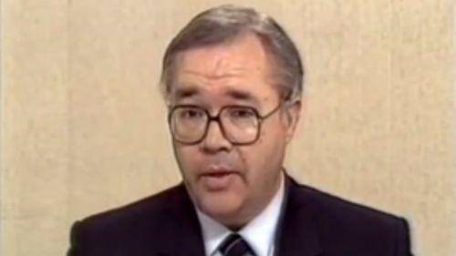 Oakes in 1985.