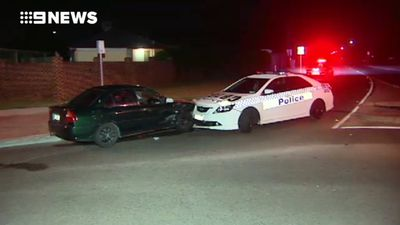 Dramatic police pursuits go through Perth overnight