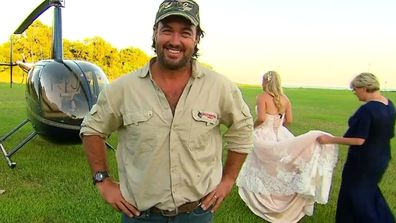 From wrangling crocs to helicoptering brides