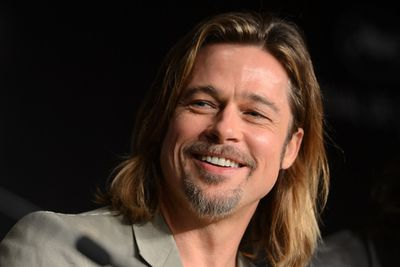 """Brad Pitt knows he's a hottie, """"I'm one of those people you hate because of genetics."""" And while he's aware that even the devastatingly good looking can't avoid the realities of ageing, he isn't a fan of trying to reverse it with surgery as he once told Details Magazine. """" One thing sucks, your face kind of goes. Your body's not quite working the same. But you earned it. You earned that - things falling apart."""""""