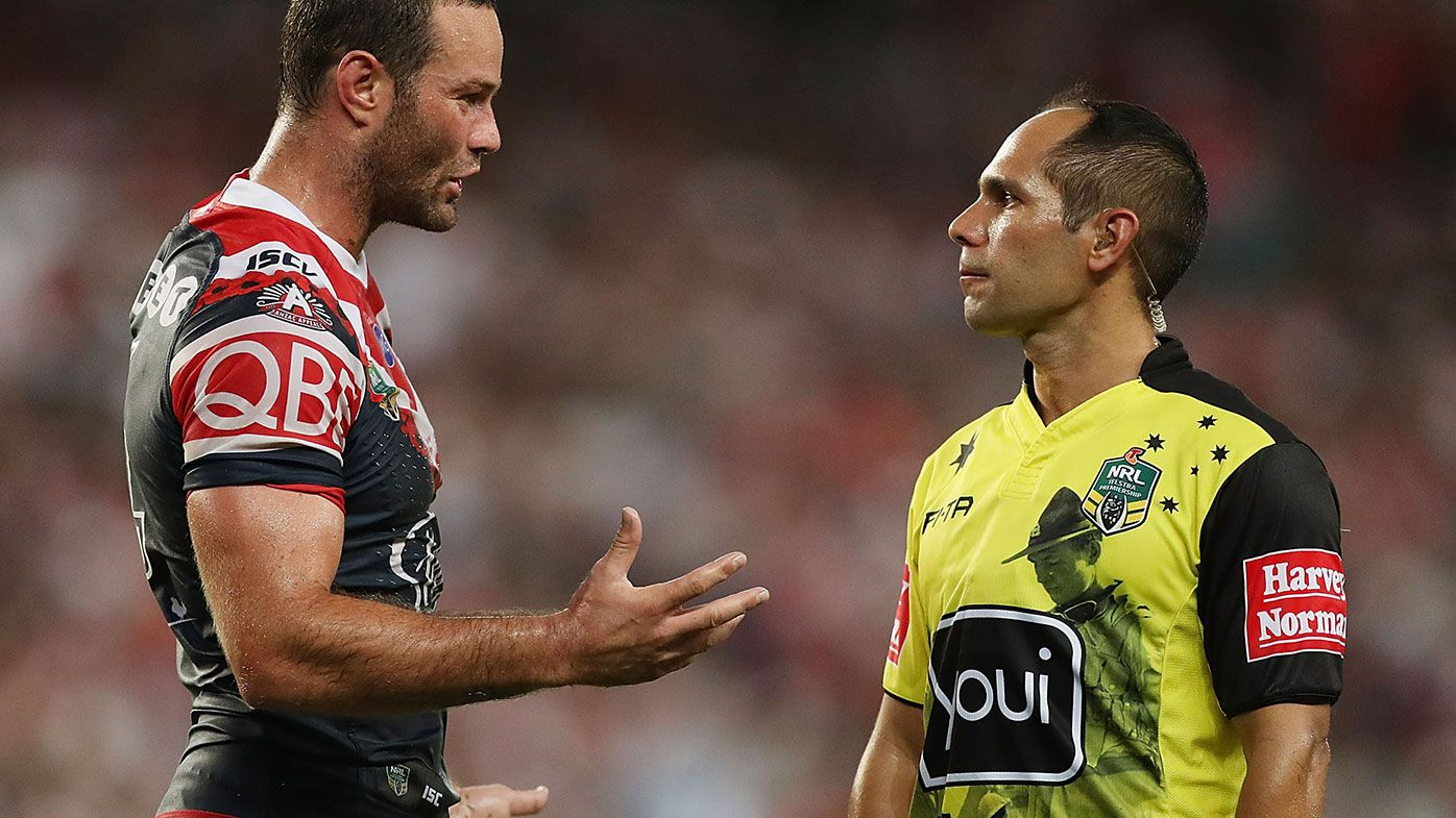 Boyd Cordner is calling for captain's challenge to be trialled in the NRL