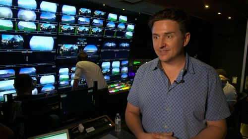 Danny Keens from NextVR spoke to 9News out the exciting new technology.
