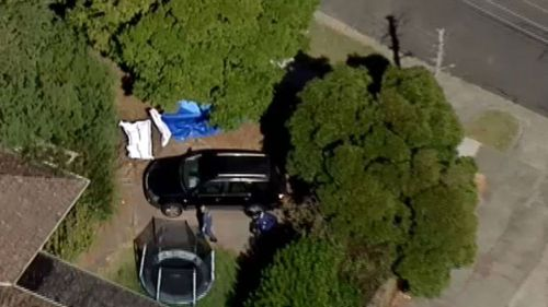 Man's body found in front yard of Melbourne home