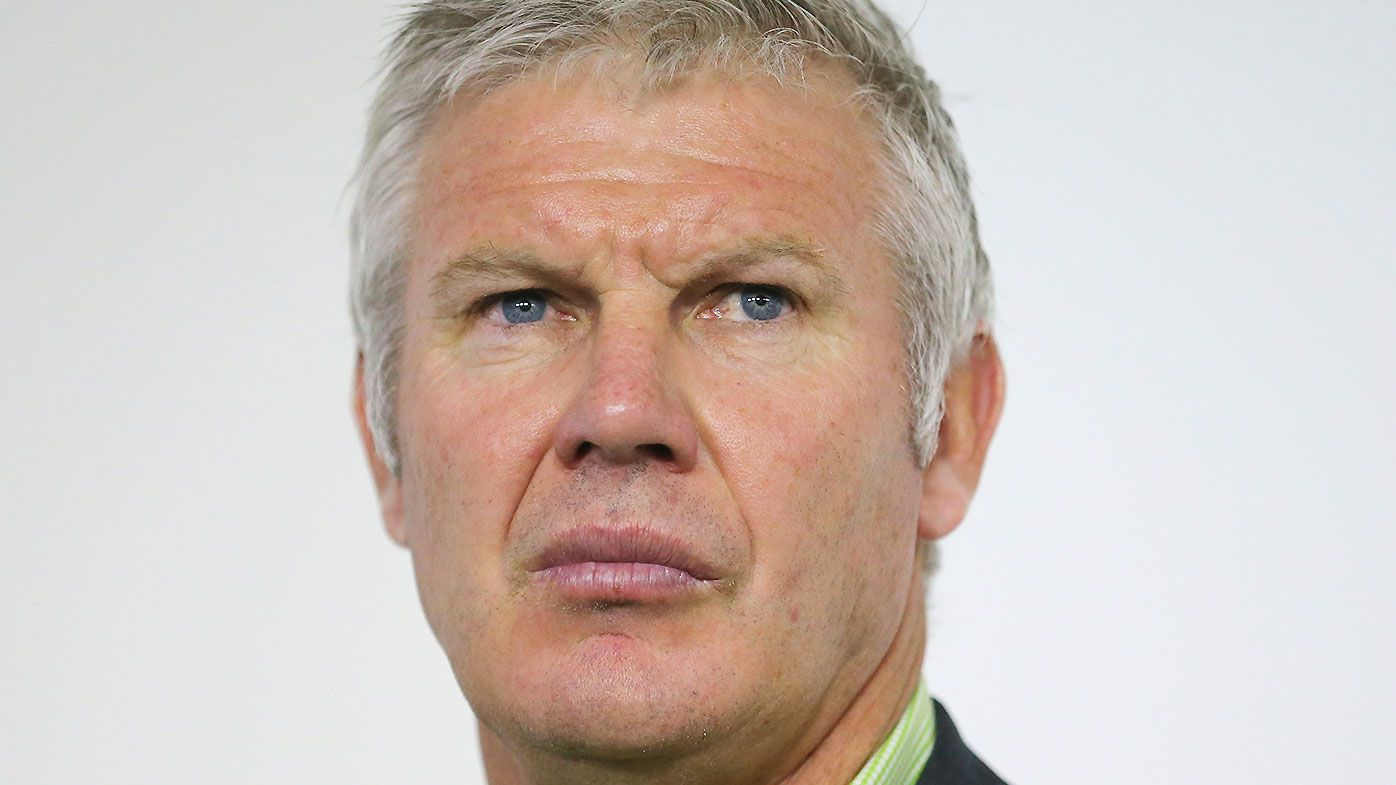 St Kilda legend Danny Frawley killed in single-car crash near Ballarat