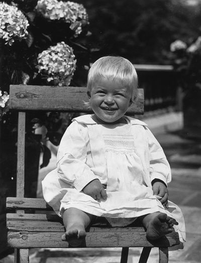 Prince Philip of Greece born in 1921