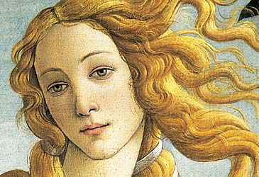 Daily Quiz: This Sandro Botticelli work depicts the 'birth' of which Roman goddess?