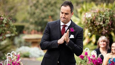 Mark first entered the spotlight when appearing on Married At First Sight.
