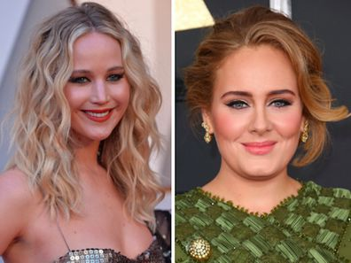 Adele and Jennifer Lawrence party up a storm at a NYC gay bar