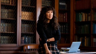 Sandra Oh delivers another star performance in 'The Chair'.