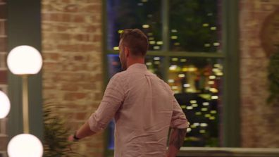 Jake storms out of the Reunion Grand Finale after Rebecca's betrayal comes to light