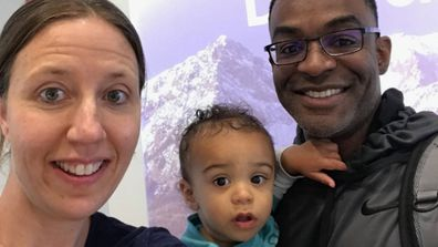 Lindsay Gottlieb was asked by Southwest Airlines staff to prove son was hers