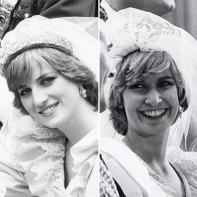 Caroline Bliss in Charles and Diana: A Love Story