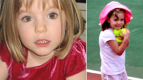 Madeleine disappeared from her family's holiday villa in Portugal in 2007.