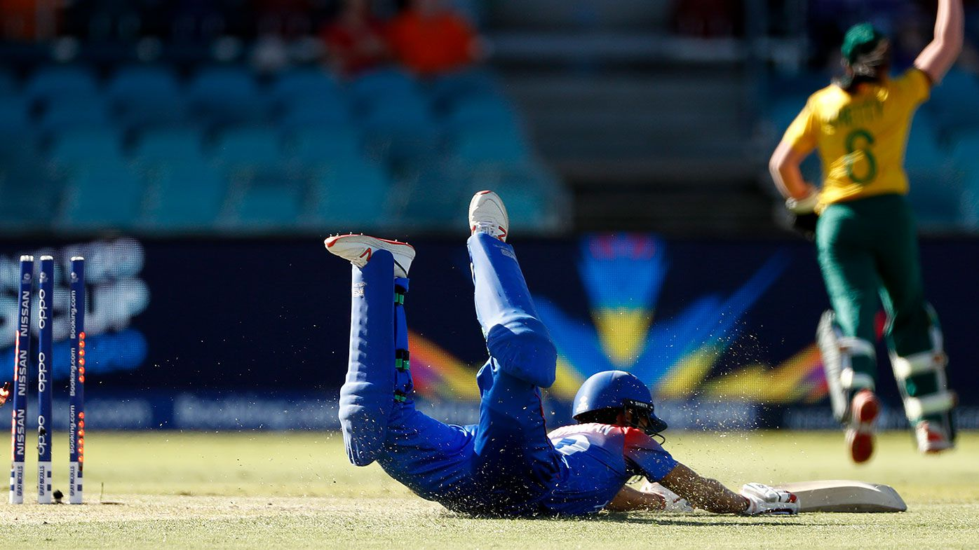 South Africa obliterate Thailand in record defeat at Women's T20 World Cup