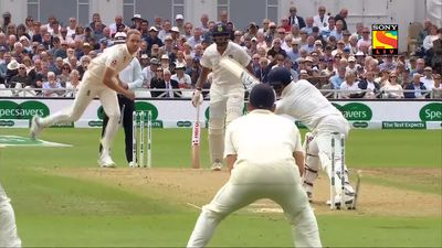 England fast bowler Stuart Broad fined for giving India's Rishabh Pant a send-off in third Test