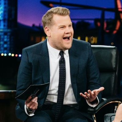 James Corden in The Late Late Show with James Corden