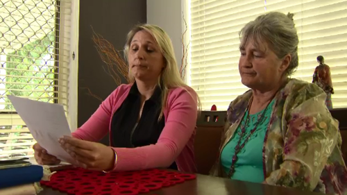 Sister Linda Mason and mother Judith Andersen are campaigning for a fresh inquiry into Annette Jane Mason's murder.  (9NEWS)