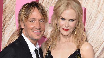 Keith Urban flew to Australia to spend just five hours with Nicole Kidman, and we can't deal