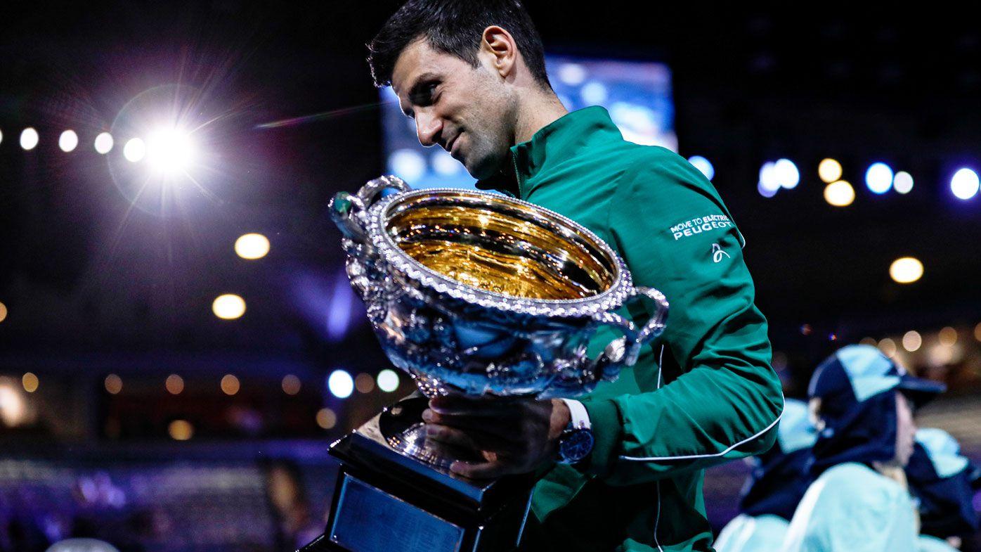 From 'literally nothing' to 17 grand slams, the war-torn struggle behind Novak Djokovic's grand slam success