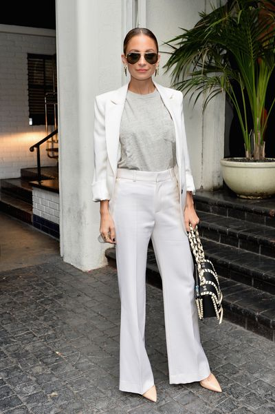 Nicole Richie at the CFDA/Vogue Fashion Fund Show in Los Angeles, October, 2016