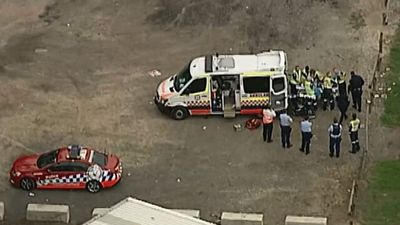 Girl, five, critical after being hit by car in Sydney's west
