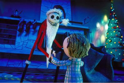 You can always rely on Tim Burton to freak out the kiddies! This Christmas classic with a twist is packed with frightening skeletons, ghosts, goblins, vampires, werewolves and deformed monsters to inspire nightmares galore. Instead of Santa's sleigh, there's a coffin pulled by skeletal reindeer ... how's that for a Christmas wish?