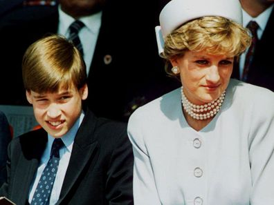 Prince William's private letters about heartbreak and loss