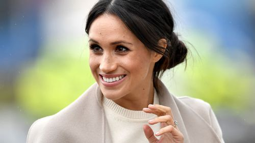 Ms Markle's father Thomas is unable to attend the wedding. (AAP)