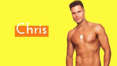 Love Island Australia 2021 Season 3 BIO Chris