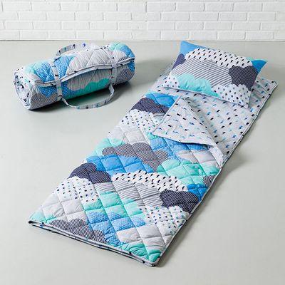 "<a href=""https://www.adairs.com.au/adairs-kids/home-gifts/gifts-toys/adairs-kids/sleeping-bag-190x70cm-cloud-blue/?utm_source=GPS&utm_medium=cpc&utm_campaign=Sleeping+Bag+190x70cm+Cloud+Blue+-+Cloudblue&istCompanyId=cb292de7-e5c9-435b-9767-8c9ac79d8661&istItemId=xwtrtarrpm&istBid=tztx&gclid=CI7V9o3bjtMCFZGWvQodQNQJCw&utm_source=GPS&utm_medium=cpc&utm_campaign=Sleeping+Bag+190x70cm+Cloud+Blue+-+Cloudblue&istCompanyId=cb292de7-e5c9-435b-9767-8c9ac79d8661&istItemId=xwtrtarrpm&istBid=tztx&gclid=CI7V9o3bjtMCFZGWvQodQNQJCw"" target=""_blank"" draggable=""false"">4. Adairs Kids Cloud Blue Sleeping Bag, $69.95.</a><br> <br> <br>"