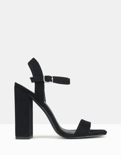 "<a href=""https://www.theiconic.com.au/hypnotise-block-heel-sandal-624064.html"" target=""_blank"" draggable=""false"">Betts Hypnotise Block Heel Sandal in Black, $89.99</a>"
