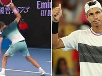 Thiem rages in shock collapse against Aussie teen