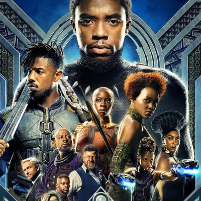 5. Black Panther