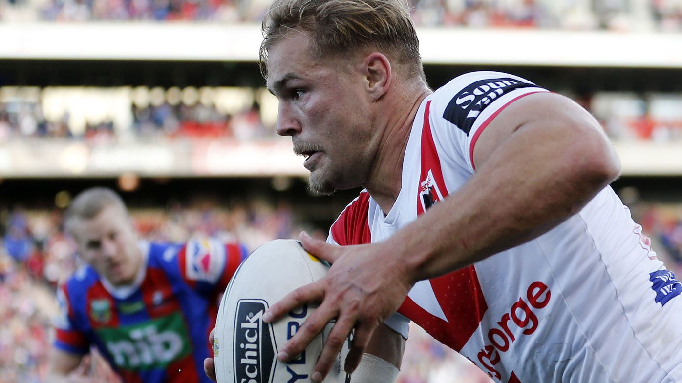 Why Jack de Belin's controversial presence has 'derailed' Dragons' NRL season