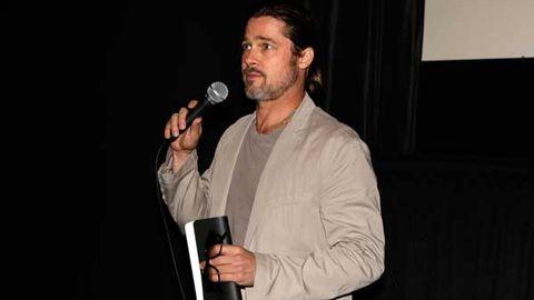 Brad Pitt admits to druggie past, still knows where to find them