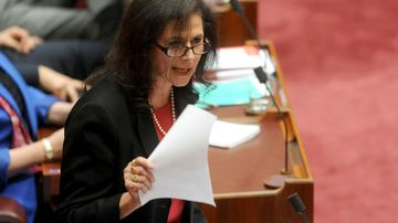Senator Concetta Fierravanti-Wells. (AAP)