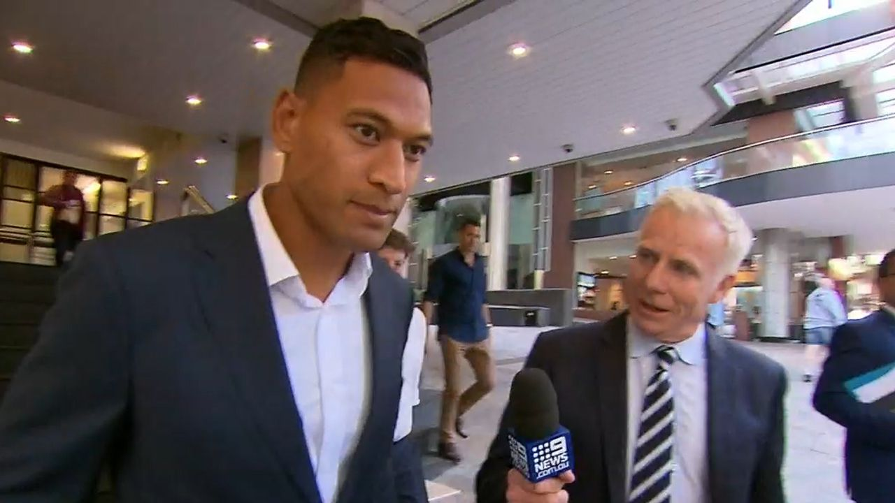ANZ Bank distances itself from Maria Folau's 'views'
